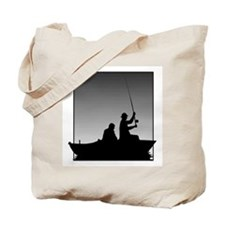 Fishing! Tote Bag