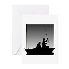 Fishing! Greeting Cards (Pk of 10)