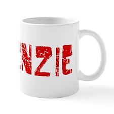 Mckenzie Faded (Red) Mug