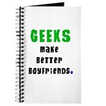 Geek Boyfriend Journal