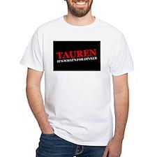 Tauren Dinner Shirt