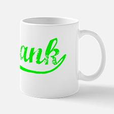 Vintage Burbank (Green) Mug