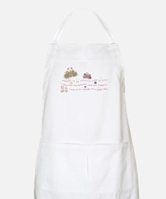 """""""Ode to Summer"""" BBQ Apron"""