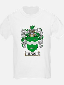 McCabe Family Crest T-Shirt