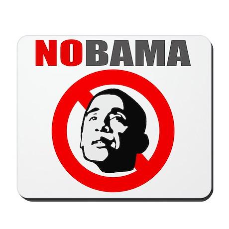 No Obama Mousepad