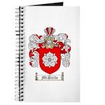 McBride Family Crest Journal