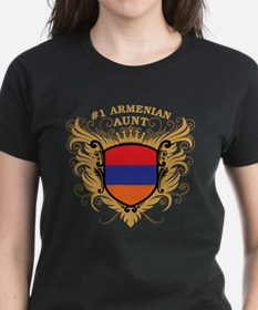 Number One Armenian Aunt Tee