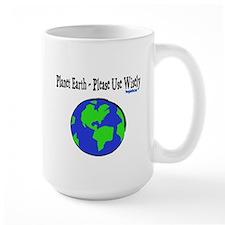 Planet Wise Mug