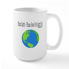 Planet Save Mug