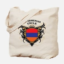 Number One Armenian Uncle Tote Bag