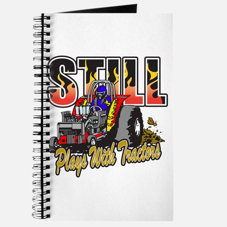 Co Op Tractor Pulling T Shirt : Tractor pulling notebooks journals