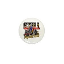 Tractor Pull Mini Button (100 pack)