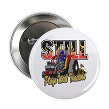 "Tractor Pull Still Plays wi 2.25"" Button (10 pack)"
