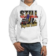 Tractor Pull Still Plays with Tr Hoodie