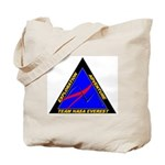 Team NASA Everest Tote Bag