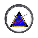 Team NASA Everest Wall Clock