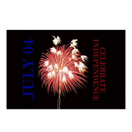 Celebrate Independence Postcards (Package of 8)