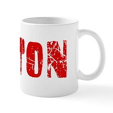 Melton Faded (Red) Mug