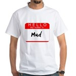 Mud White T-Shirt