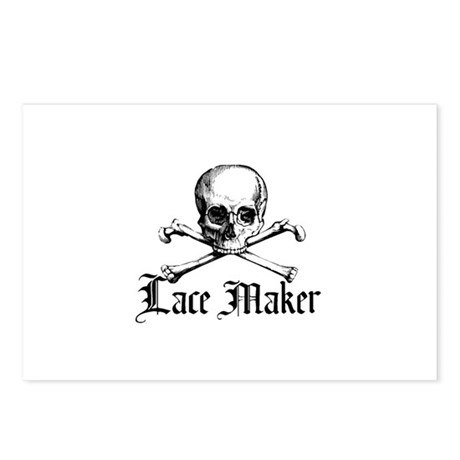 Lace Maker - Crafty Pirate Sk Postcards (Package o