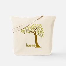 Hug Me TREE (2) Tote Bag