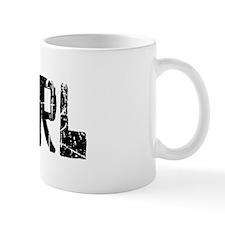 Pearl Faded (Black) Mug