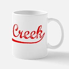Vintage Battle Creek (Red) Mug