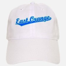 Retro East Orange (Blue) Baseball Baseball Cap