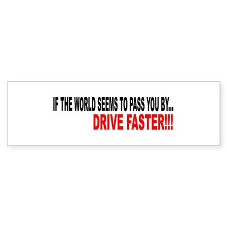 Drive Faster!!!