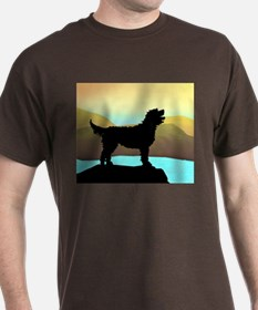 Labradoodle By The Sea T-Shirt