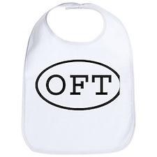 OFT Oval Bib