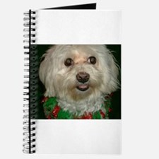Cute Cute dog christmas Journal