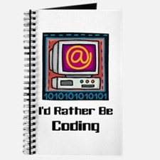 I'd Rather Be Coding Journal
