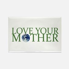 Love Your Mother Rectangle Magnet (10 pack)
