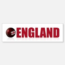 Cricket Ball Bumper Bumper Bumper Sticker
