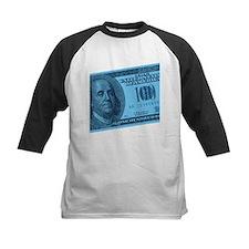 Blue Hundred Dollar Bill Tee