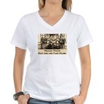 MP Women's V-Neck T-Shirt
