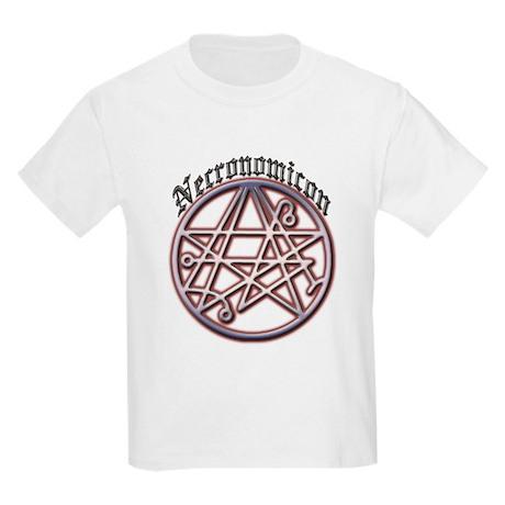 Necronomicon Kids Light T-Shirt