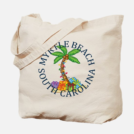 Funny Myrtle beach souvenirs Tote Bag