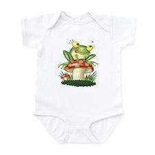 Toad Kids Design Infant Bodysuit