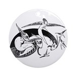 Faust 207 Ornament (Round)