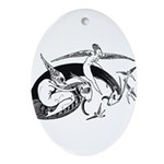 Faust 207 Oval Ornament