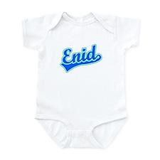 Retro Enid (Blue) Infant Bodysuit