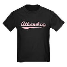 Vintage Alhambra (Pink) T