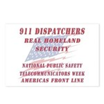 National Dispatchers Week Postcards (Package of 8)