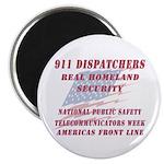 "National Dispatchers Week 2.25"" Magnet (100 p"