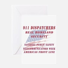 National Dispatchers Week Greeting Card