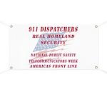 National Dispatchers Week Banner