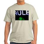 Rule 9 Ash Grey T-Shirt