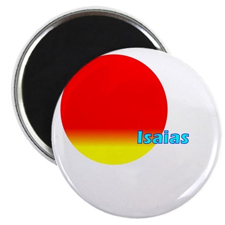 """Isaias 2.25"""" Magnet (10 pack)"""